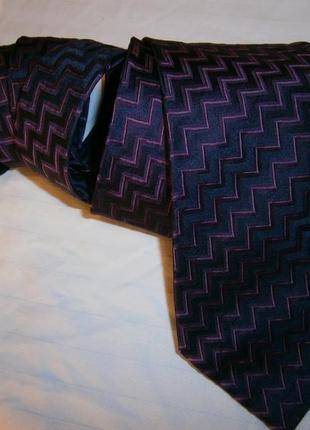 Классический галстук шелк