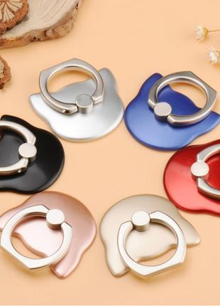 Попсокет кольцо – держатель подставка для телефона, планшета