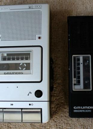 Диктофон Grundig DT 2300 Grundig Stenorette 2070
