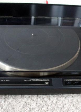 Проигрыватель пластинок тангенциальный PIONEER PL-L550 Япония
