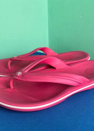 В'єтнамки Crocs Crocband™ Flip