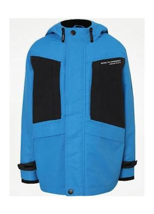 Теплая куртка для мальчика george