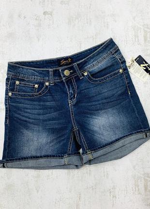 Джинсовые шорты usa с-м
