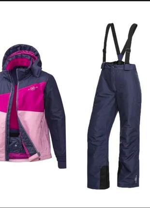 Акция!!! лыжный термо костюм комплект crivit pro куртка и полу...
