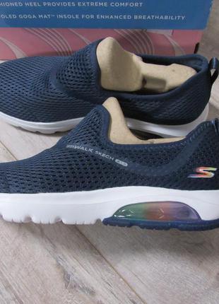 Кроссовки skechers go walk air-124073 sneaker 39.5eur оригинал