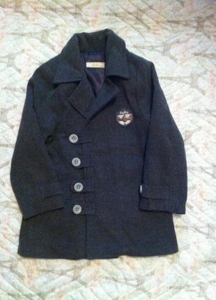 Кашемировые пальто для мальчика