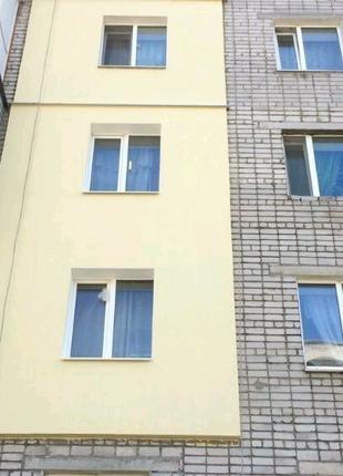 Утепление стен Николаев. Утепление фасада, гарантия, качество.