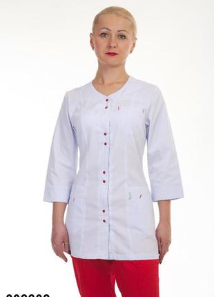 Костюм медицинский, батист, р. 42-56; женская медицинская одеж...