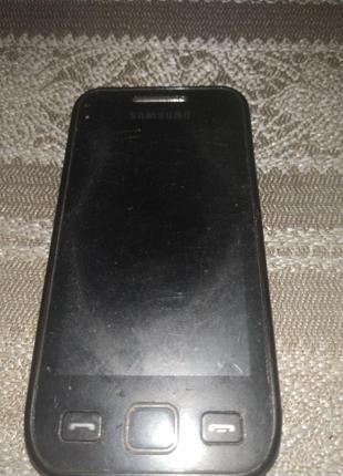 Мобильный телефон Samsung Wave 525 S5250 Black