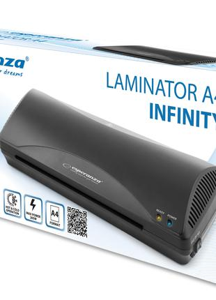 Ламинатор A4 ESPERANZA EFL001 Infinity 265 Вт