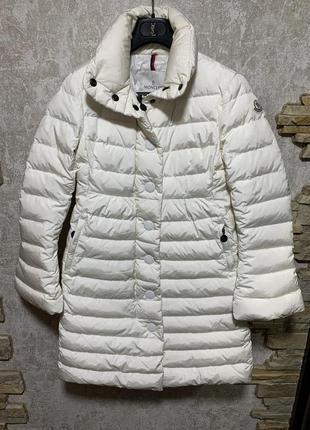 Куртка пуховик пальто moncler