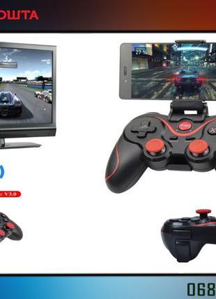 Джойстик геймпад игровой TERIOS X3 Bluetooth | Android IOS Sma...
