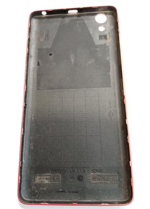 Lenovo A6010 задняя крышка