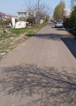 Продам или обменяю на автомобиль участок  в центре села Усатово