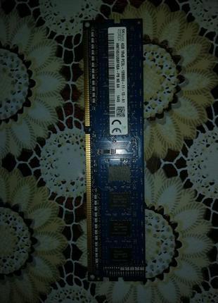 Оперативная память Hynix DDR3-1600 4GB PC3-12800 (HMT451U6BFR8...
