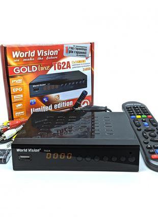 ТВ-ресивер World Vision T62A