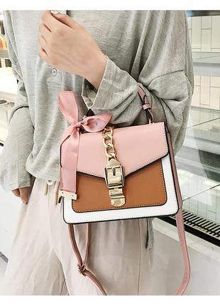 Женская сумка ua-4 разноцветный