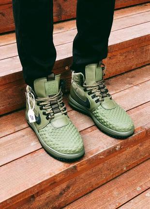 Nike lunar force duckboot кроссовки