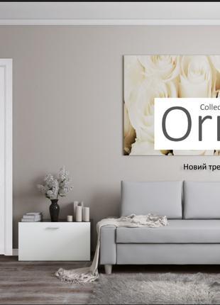 Міжкімнатні Двері Orni-X Новий Стиль