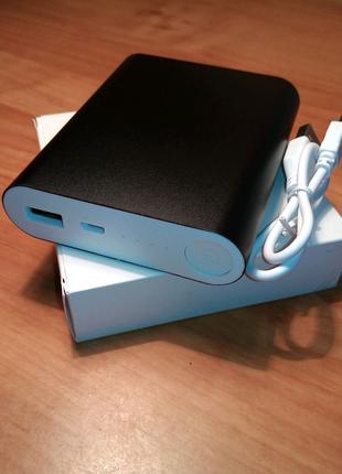 PowerBank Xiaomi MI 10000 mAh Black