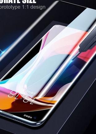 Изогнутое стекло на Xiaomi mi 10 mi 10pro mi note 10 mi note 1...