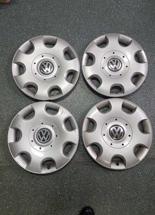 Колпаки R16 (4шт) VW VolksWagen Фольцваген