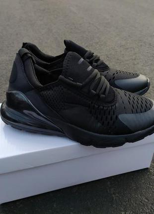 Кроссовки air max 270 черные