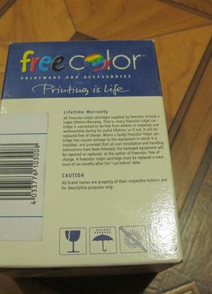 Картридж цветной (три цвета) Deskjet 5741 HP