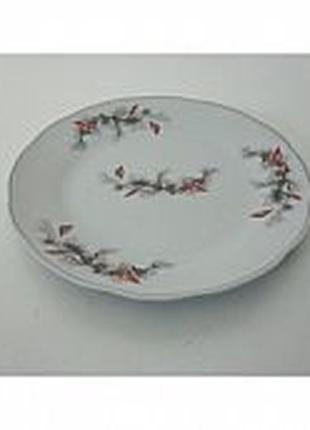 Тарелка 240 Шишка Китай