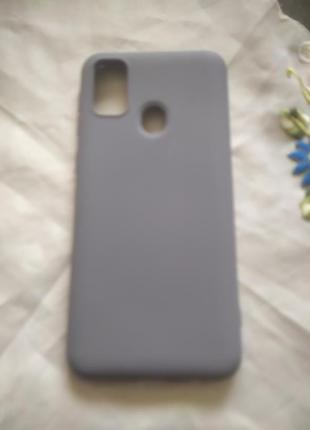 Чехол бампер на Samsung Galaxy M21