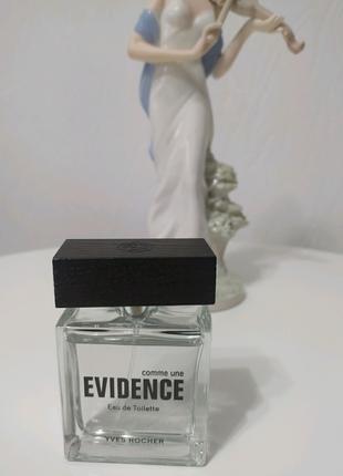 Мужская парфюм. Вода-YVES ROCHER