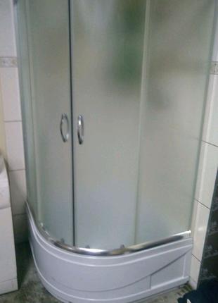 Душова кабінка 100 х 100 х 192 см
