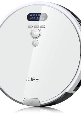 Робот-пылесос сухая и влажная уборка iLife V8 Plus ( iLife V8s )