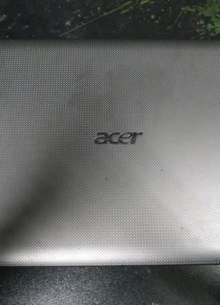 Крышка матрицы Acer aspire 5336