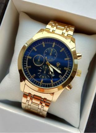 Часы ролекс золото Rolex gold