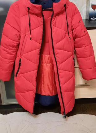 Куртка,пальто зима 150р.