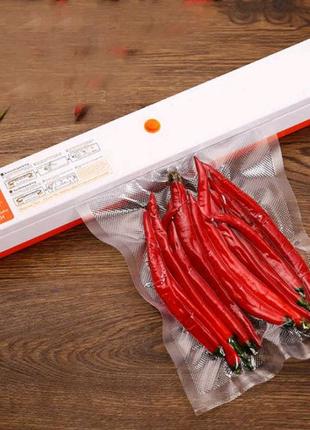 Вакууматор Freshpack Pro вакуумный упаковщик еды, бытовой