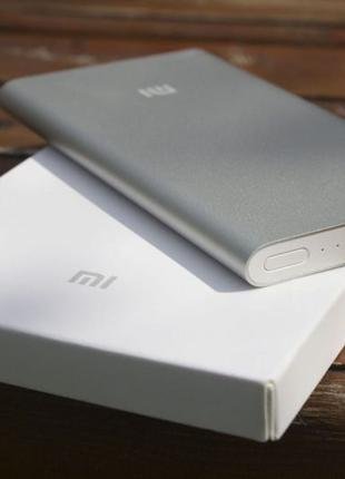 Зовнішній акумулятор (Power Bank) Xiaomi Mi Power Bank 2 5000mAh