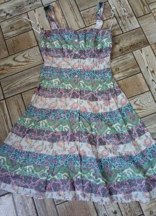Легке плаття - халат XS