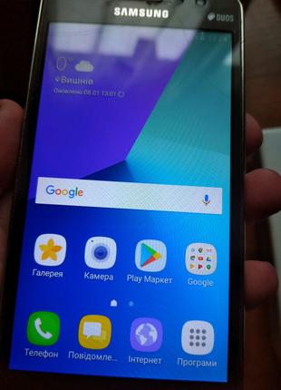 Продам Samsung galaxy j2 prime с новим АКБ