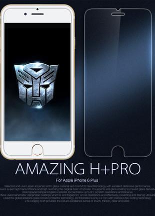 Защитное стекло Nillkin Amazing H+PRO Apple iPhone 6 / 6s / Plus