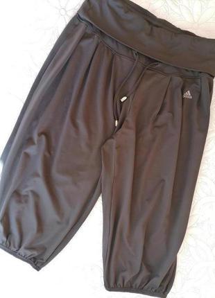Укороченные брюки штаны шорты бермуды adidas