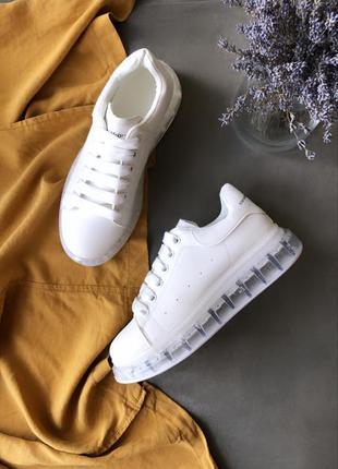 Кеды белые