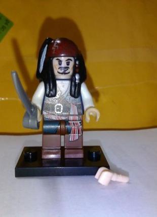 Джек Воробей Пираты Карибского моря Captain Jack Sparrow миниф...
