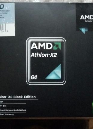 AMD athlon X2 processor