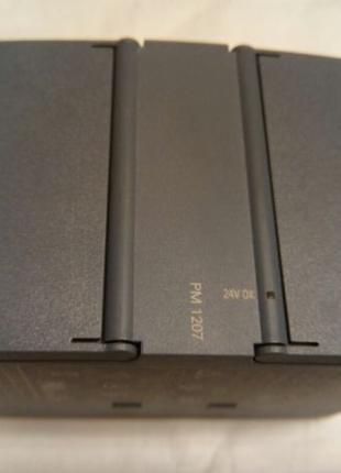 Блок питания для умный дом S7-1200 на дин рейку 24В 2,5А сименс