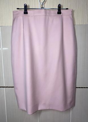 Шерстяная юбка burberrys