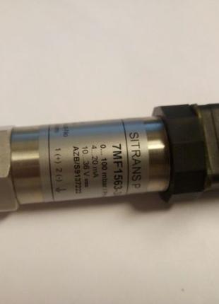 Датчик давления Sitrans P 7MF1563-3AA00 0-100 mbar 4-20 mA 10-36V