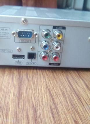 Тюнер цифровой для открытых каналов Comag HD-S CI100
