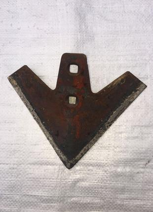 Лапа 220 мм с наплавкой КПС, КРН, КРВН
